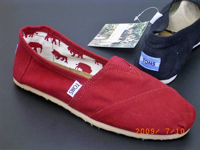 TOMS  SHOESの画像