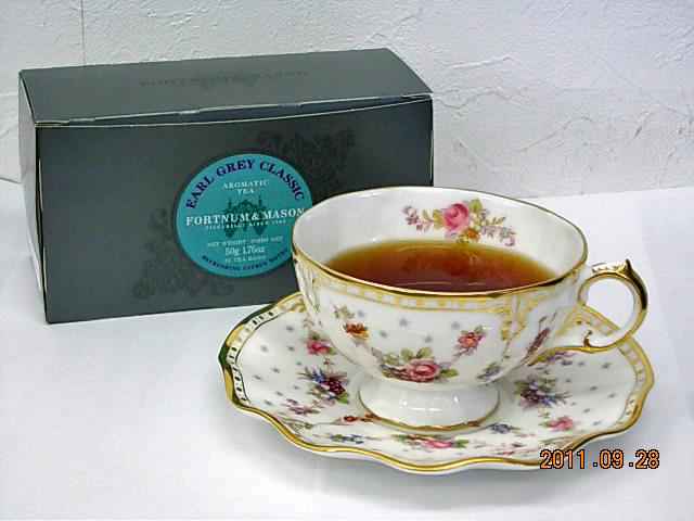 フォートナム&メイソン紅茶のイメージ画像