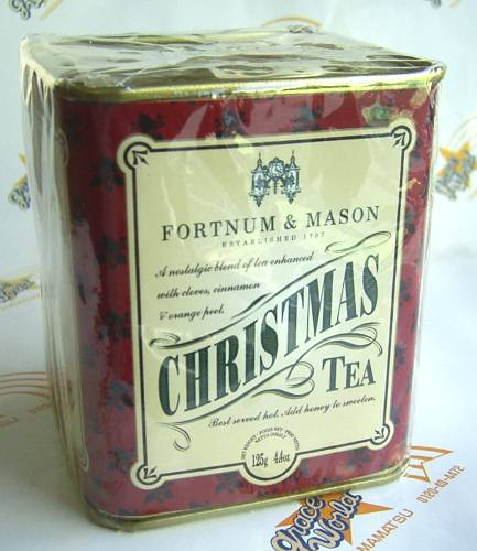 フォートナム&メイソン 2003年クリスマスティー