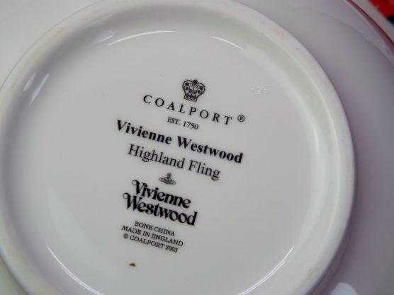ヴィヴィアンウエストウッド 洋食器 3ピースセット