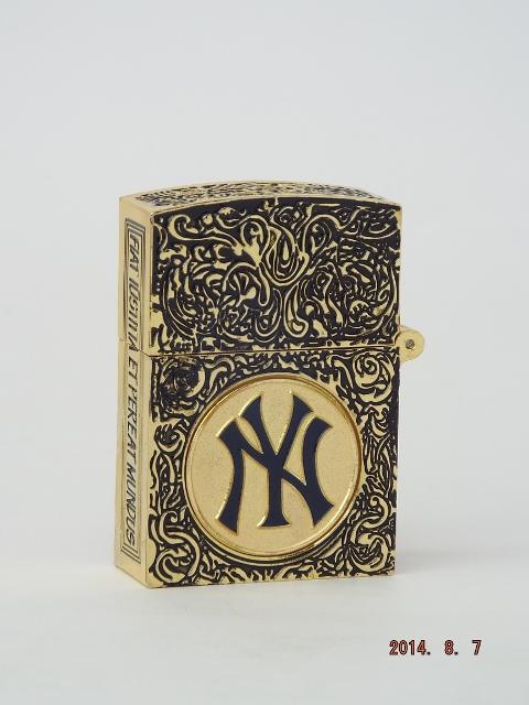 コンスタンティン Zippo スモール ニューヨーク・ヤンキース NY