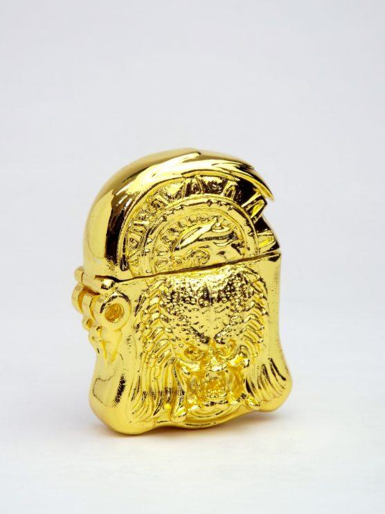 Alien Vs Predator zippo Gold