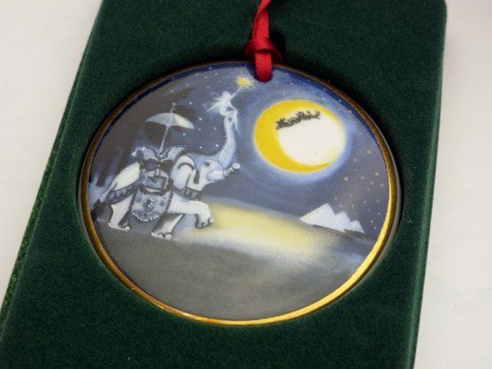 ビングオーグレンダール クリスマス アラウンドザワールド オーナメント 1996年